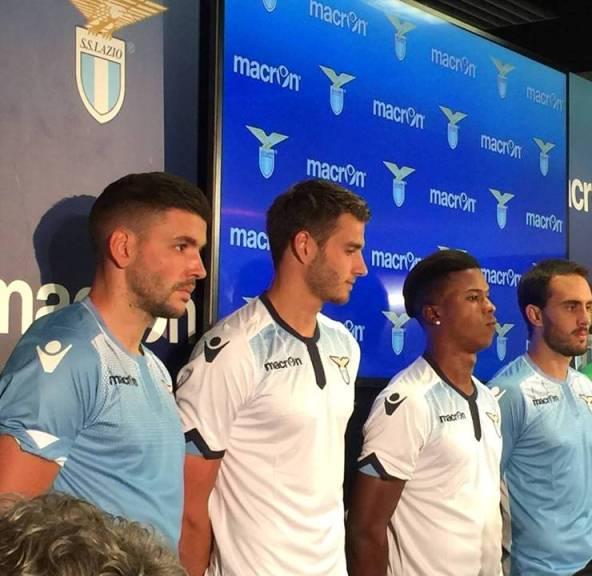 Lazio Shirt 2015 16