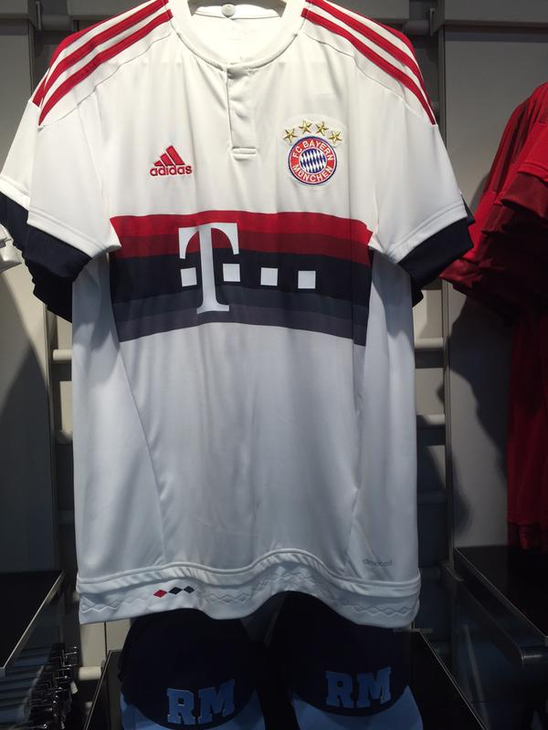 sale retailer 76261 432da Leaked Bayern Munich Away Shirt 2015-16 | Football Kit News
