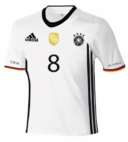 Leaked Germany Euro 2016 Home Jersey