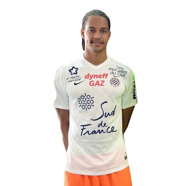 Montpellier Away Kit 15 16