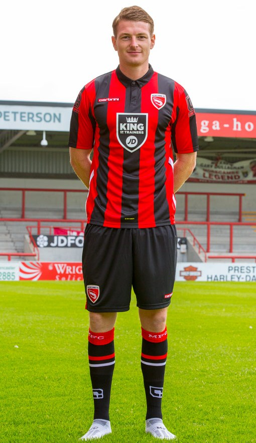 Morecambe Home Kit 15 16