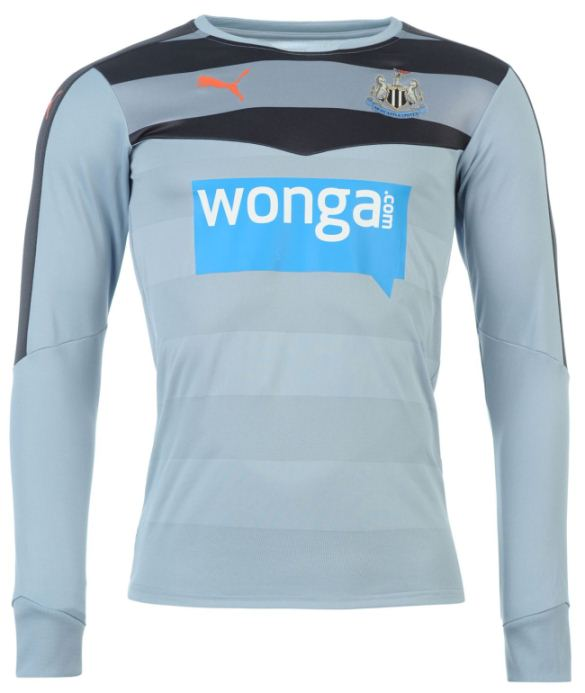 NUFC Away Goalkeeper Kit 2015 16