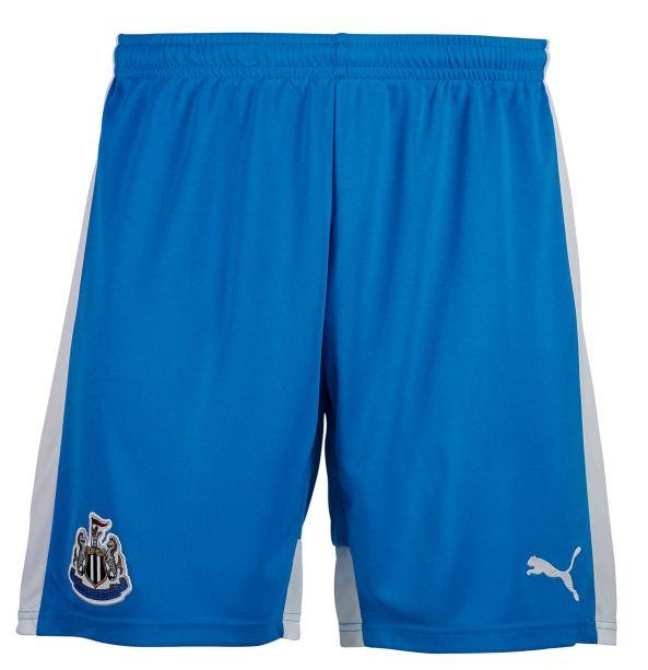 NUFC Away Shorts 15 16