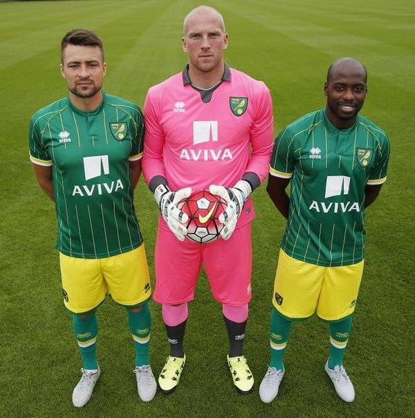 New NCFC Away Kit 2015 16