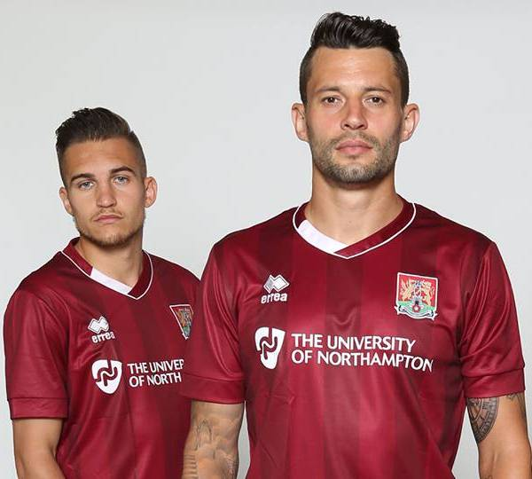 Northampton Town Home Kit 2015 16