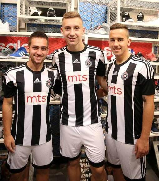 Partizan Shirt 15 16