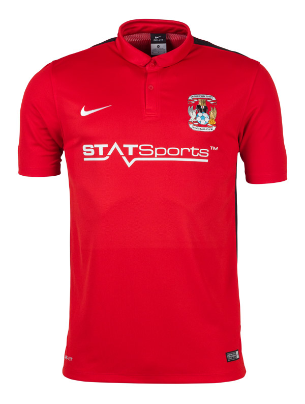 Red Coventry Shirt 2015 2016