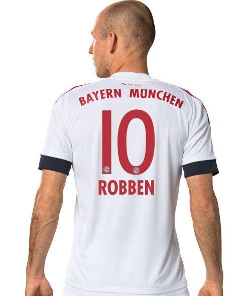Robben Bayern Munich 2015