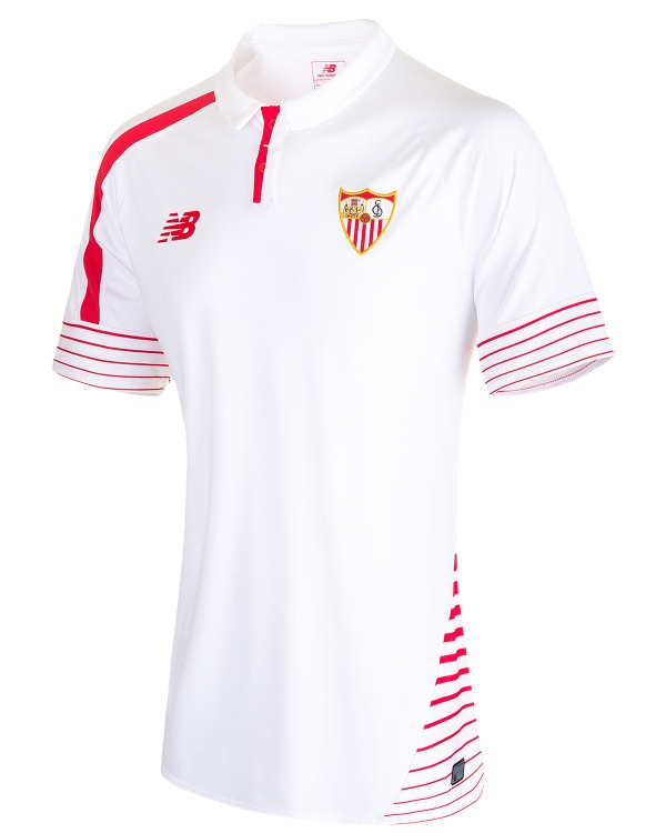Sevilla Home Shirt 2015 16