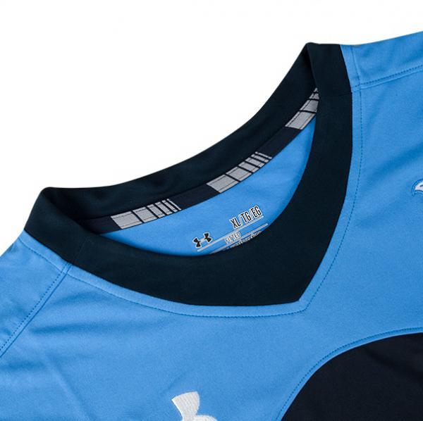 Spurs Away Shirt Detailing