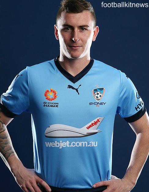 Sydney FC Jersey 2015 16