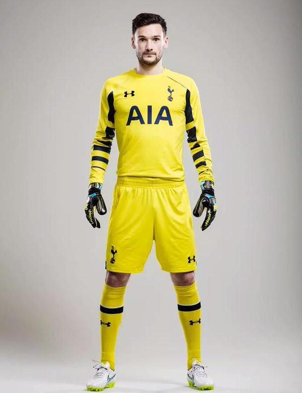 Tottenham Away Goalkeeper Shirt 15 16