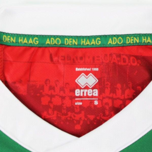 ADO Den Haag Shirt Closeup