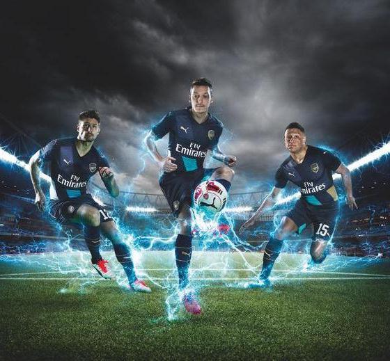 AFC Third Shirt 2015 2016