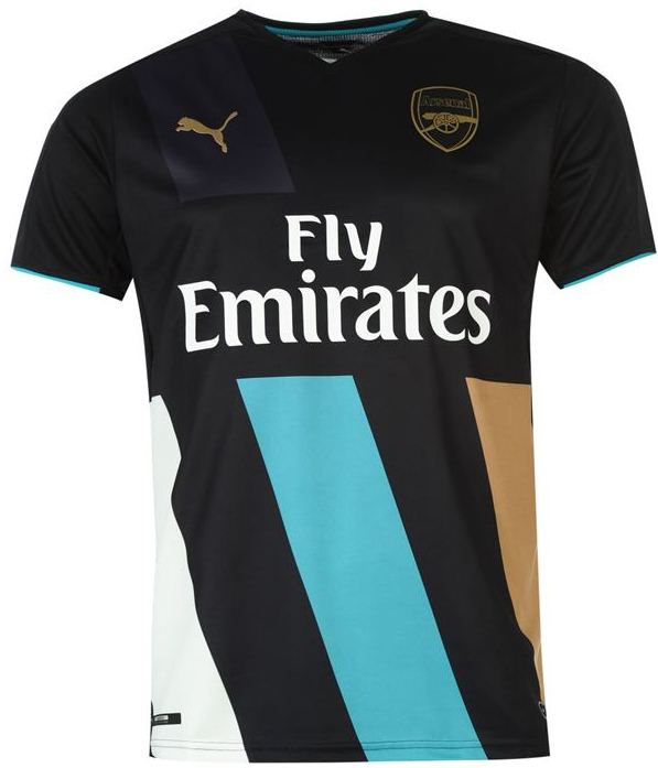 online retailer 106a6 ac1d5 New Arsenal Third Kit 2015-2016- Arsenal Cup Jersey 15-16 by ...