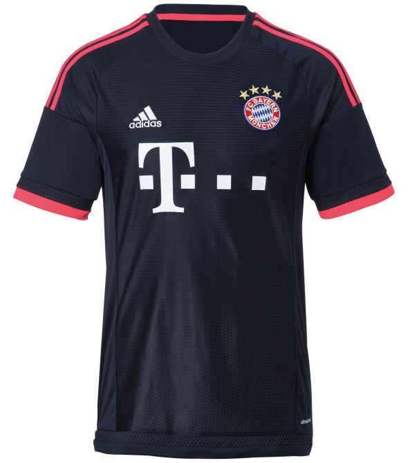 Bayern Third Shirt 2015 2016