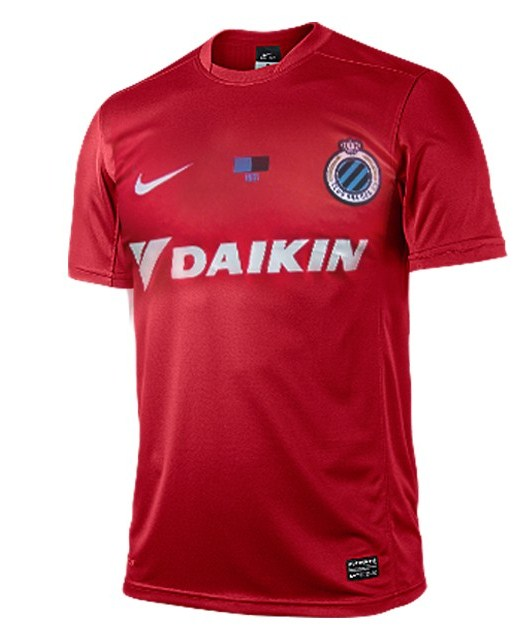 Club Brugge Away Kit 2015 16