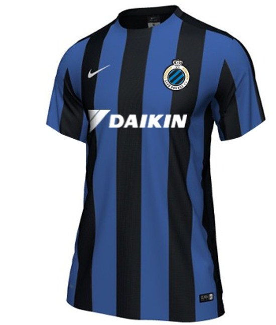 Club Brugge Home Shirt 2015 16