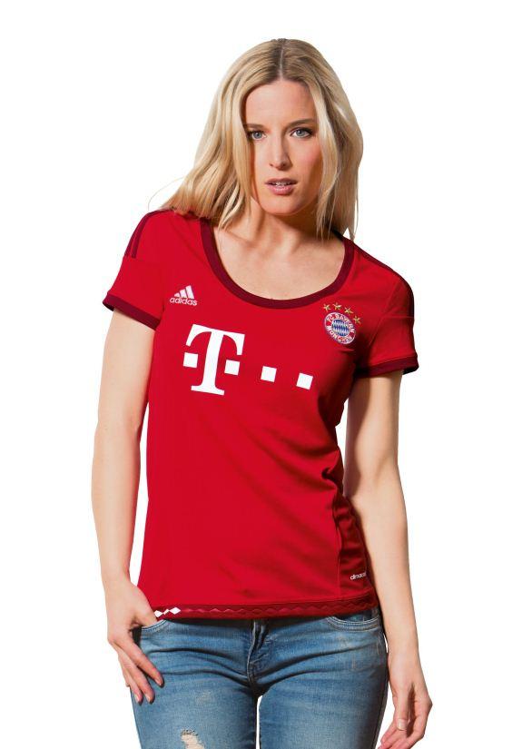 FC Bayern Ladies Jersey 2015