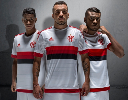 Flamengo Away Kit 2015 16