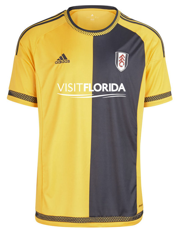 Fulham Away Kit 2015 16
