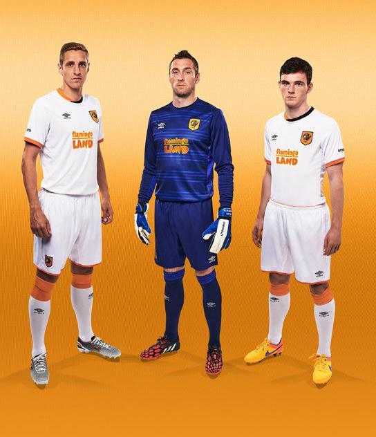 Premier League 17 Matchday Round Season 2018 2019: New Hull City Away Kit 2015/16 By Umbro