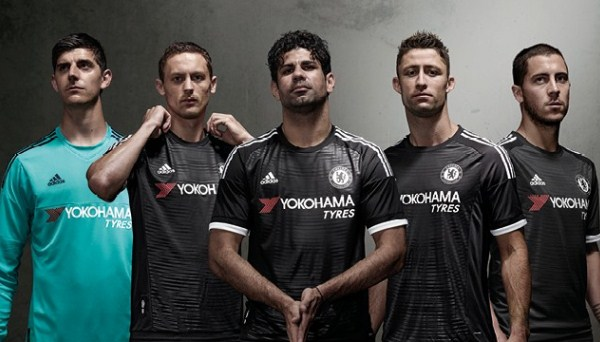 Jersey Chelsea Third 15 16