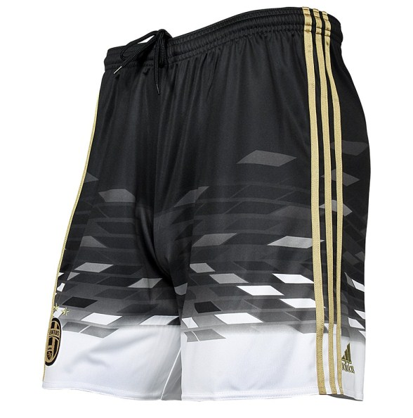 Juventus Third Shorts 2015 2016