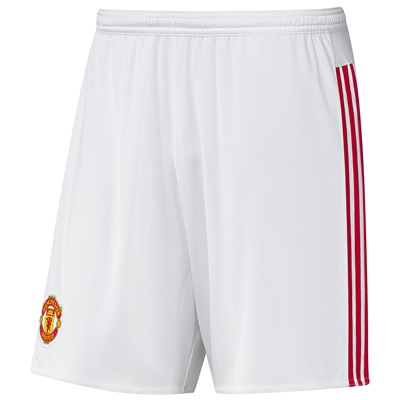 MUFC Home Shorts 15 16