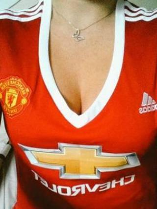 Man Utd Womens Shirt 2015 16