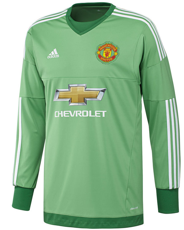 Manchester United Goalkeeper Jersey 15 16