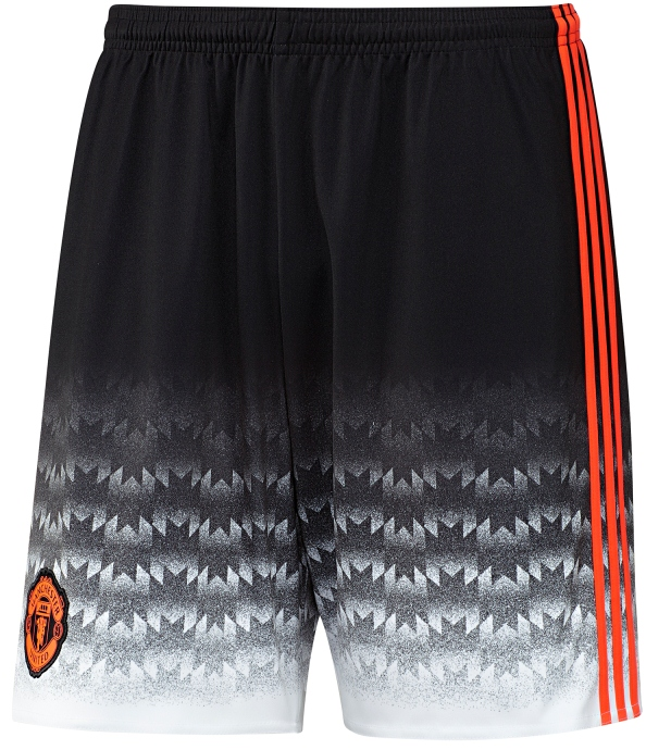 Manchester United Third Shorts 2015 16