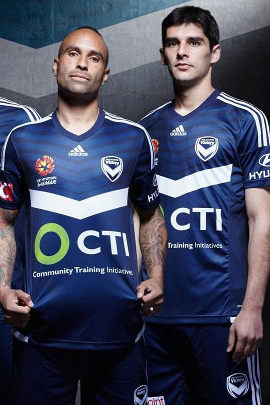 Melbourne Victory Jersey 2015 2016
