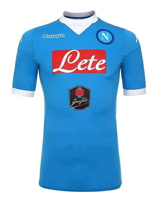 Napoli Home Kit 15 16