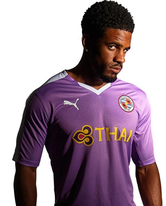 Reading FC Away Kit 2015 16