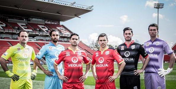 Adelaide United Kit 2015 16