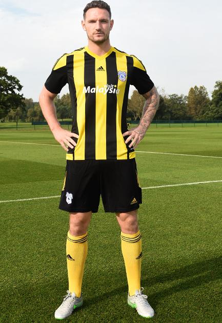 Cardiff City Third Kit 2015 16