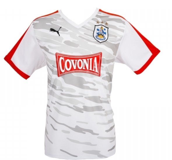 Huddersfield Town Third Kit 2015 16