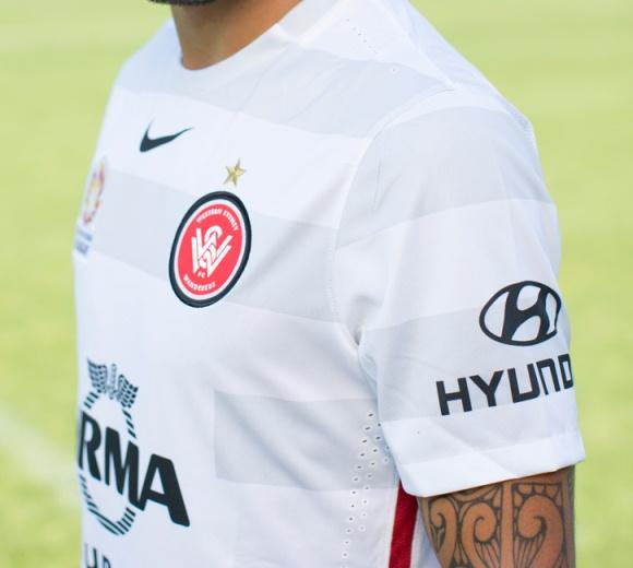 Western Sydney Wanderers Away Shirt 15 16