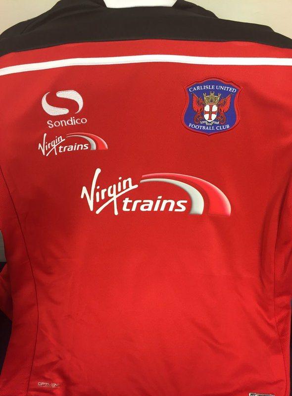 CUFC Third Kit 2015 16