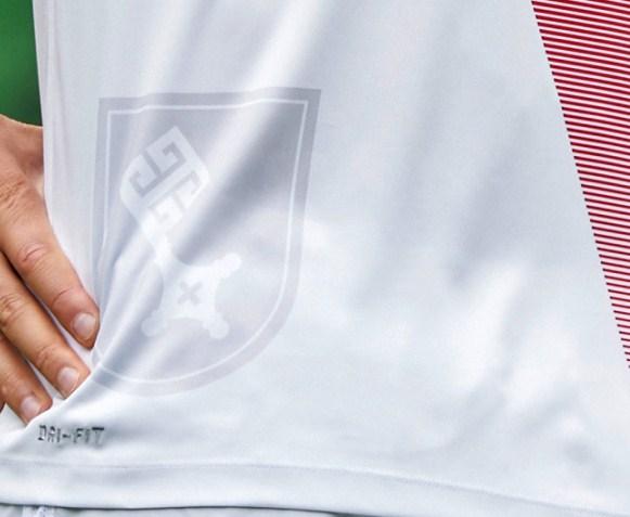 Werder Bremen Event Jersey Closeup