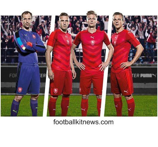 Czech Euro 2016 Kit