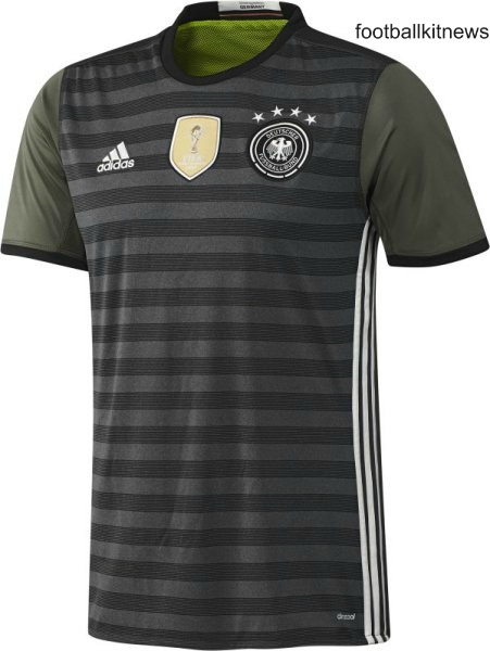 0dae55efc Germany Reversible Football Shirt 2016-17- New German Away Jersey ...