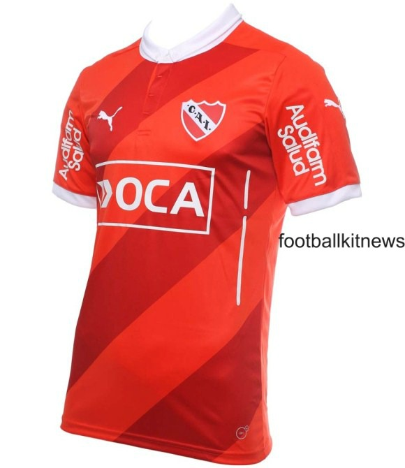 Independiente Shirt 2016