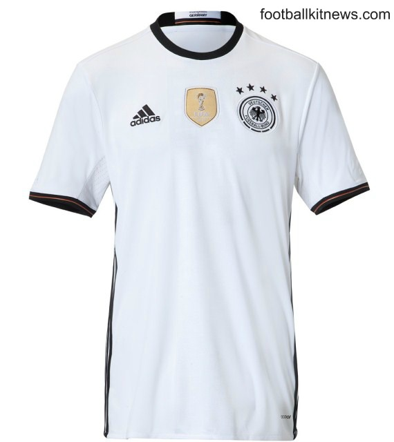 New Germany Euro 2016 Jersey