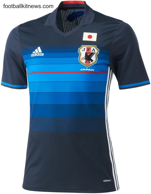 New Japan Football Shirt 2016