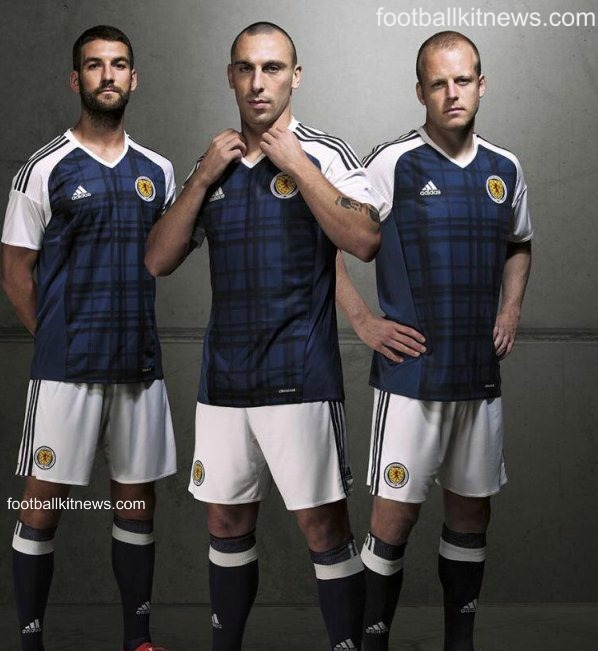 New Scotland Strip 2016- Pink Scotland Away Football Top 2016-17 ... e7fad5db5