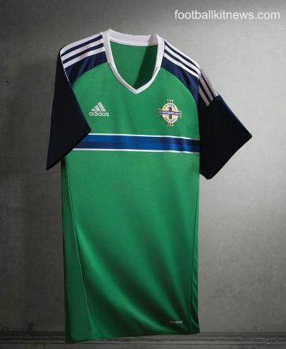 Northern Ireland Euro 2016 Jersey