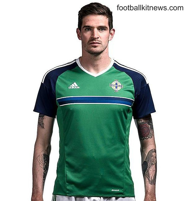 Northern Ireland Euro 2016 Kit