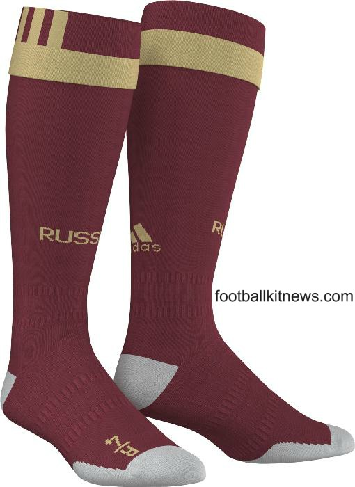 Russia Football Socks Euro 2016